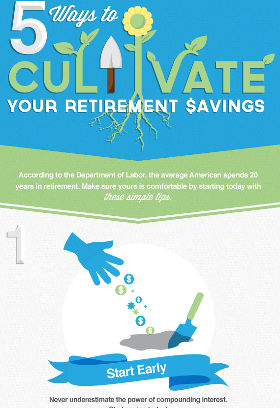 5 Ways On How To Save For Retirement