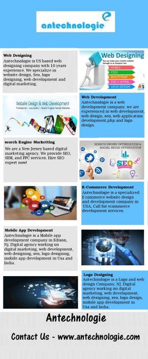 Digital Agency In NJ – Antechnologie