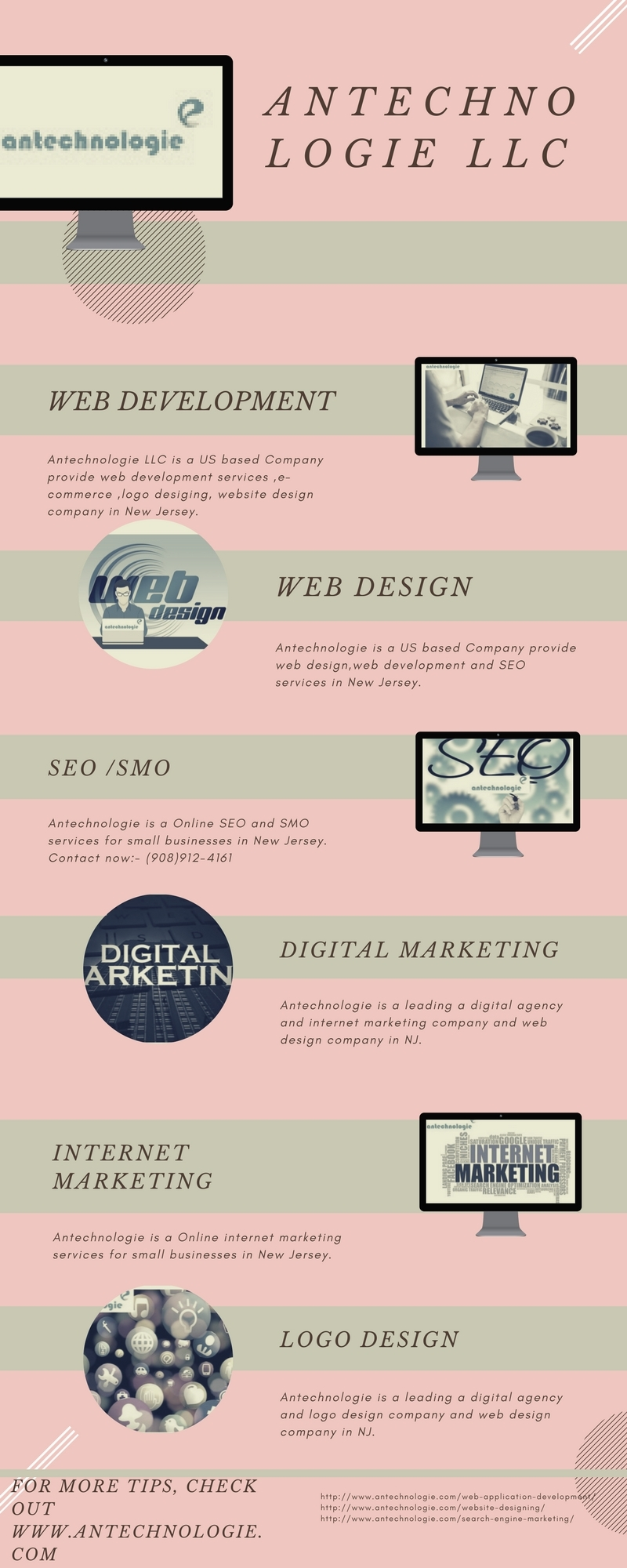 Best Logo Design Company In Edison Infographicas