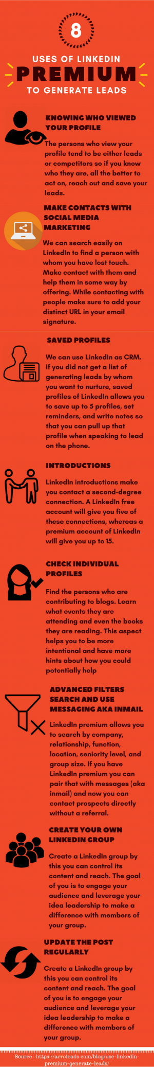 How To Use LinkedIn Premium To Generate Leads