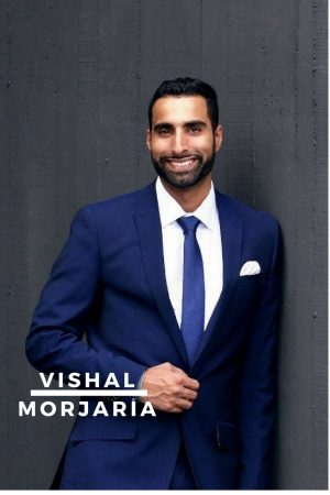 Vishal Morjaria- Self-Made Tycoon & Great Speaker In UK