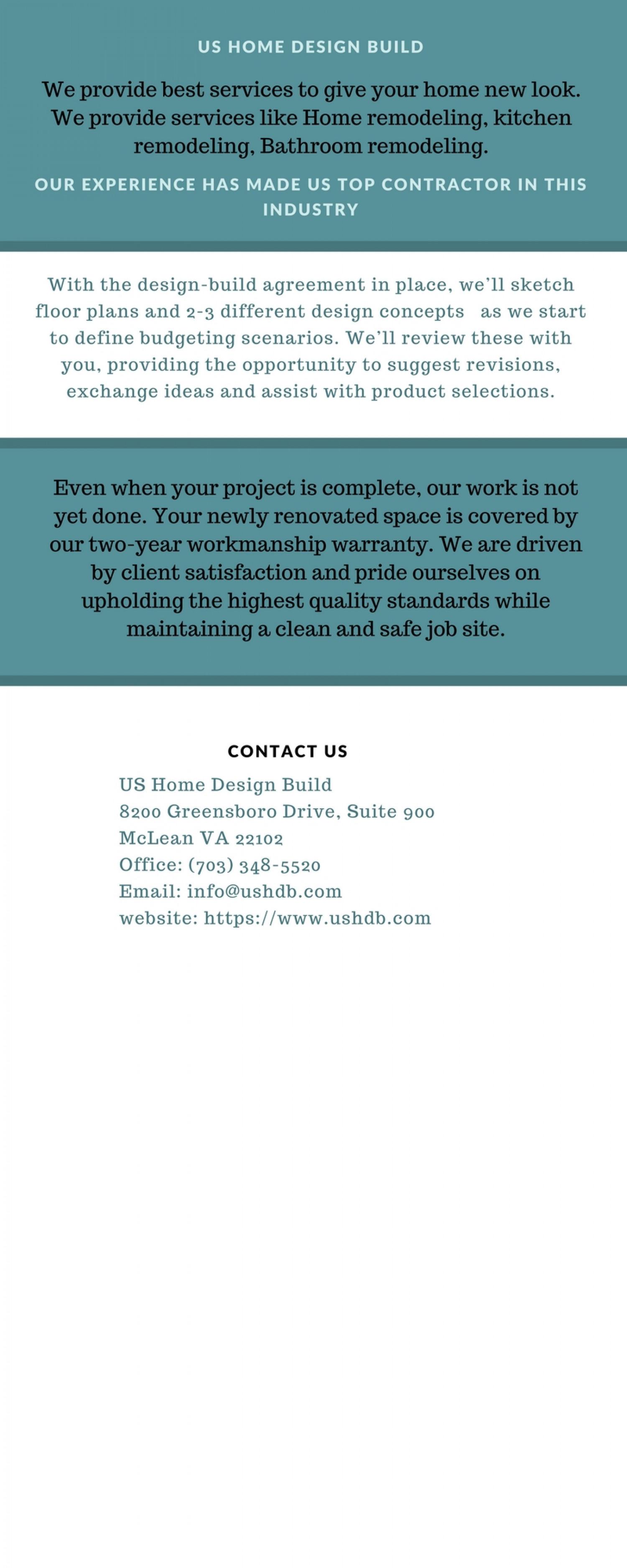home improvement services Vienna | home repair contractors ...