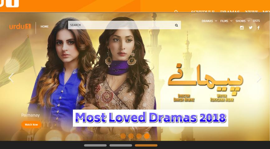 Urdu1 Leading Pakistani & Turkish Dramas Channel Charts on Peak