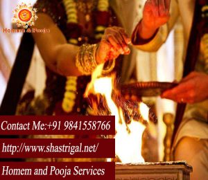 Homam & Puja Booking  Services  Chennai, India – Sathya Shastrigal
