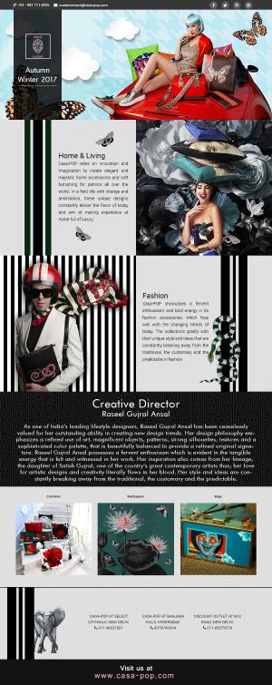 Raseel at Casa POP | Home & Living | Fashion Accessories